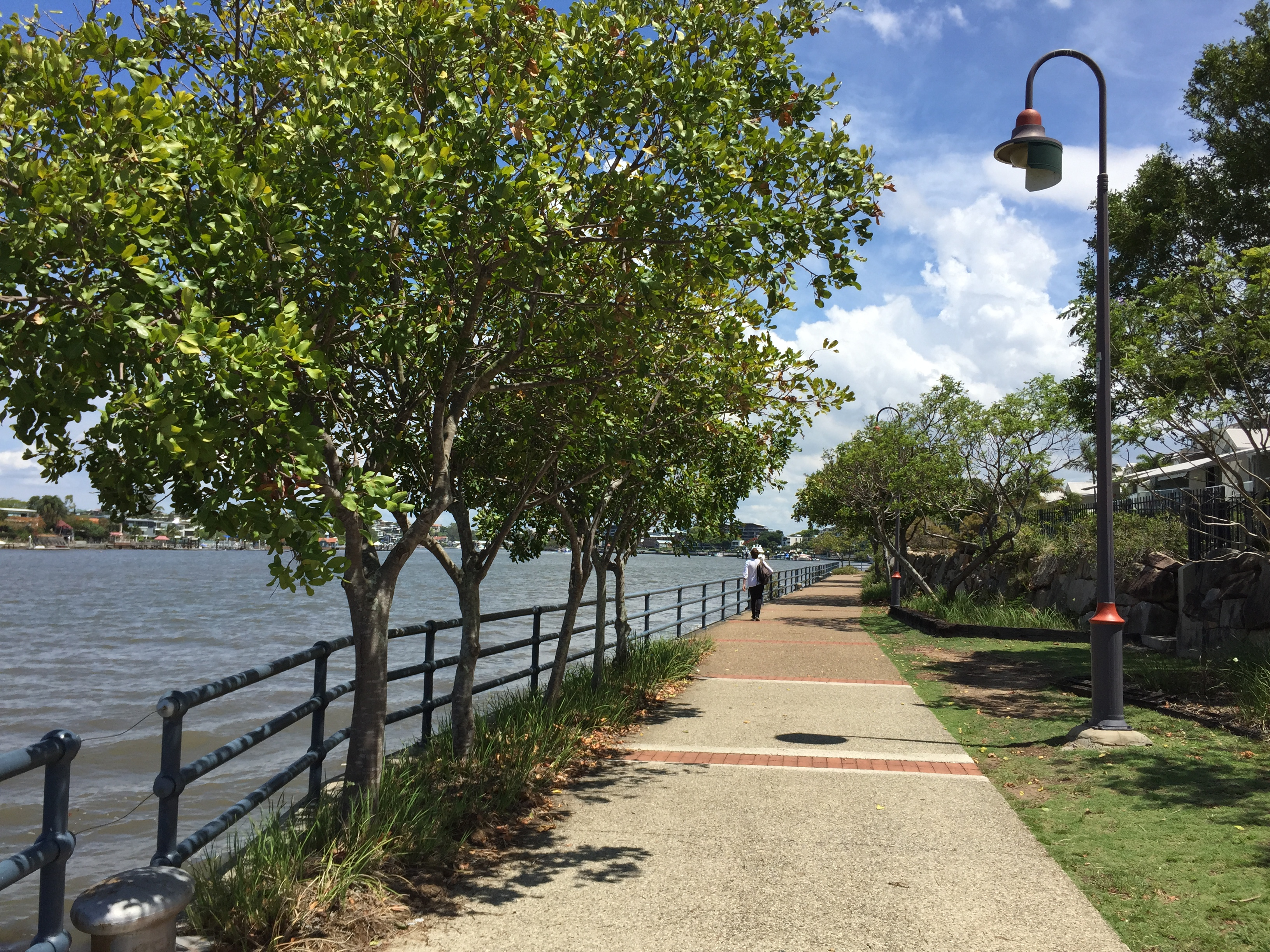Riverwalk Brisbane in New Farm.JPG