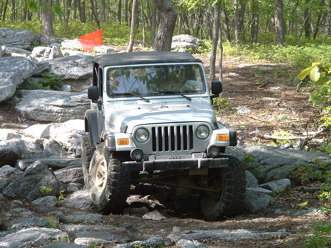 Off Road Cars Jeep