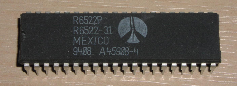 Mos Technology 6522 Wikipedia