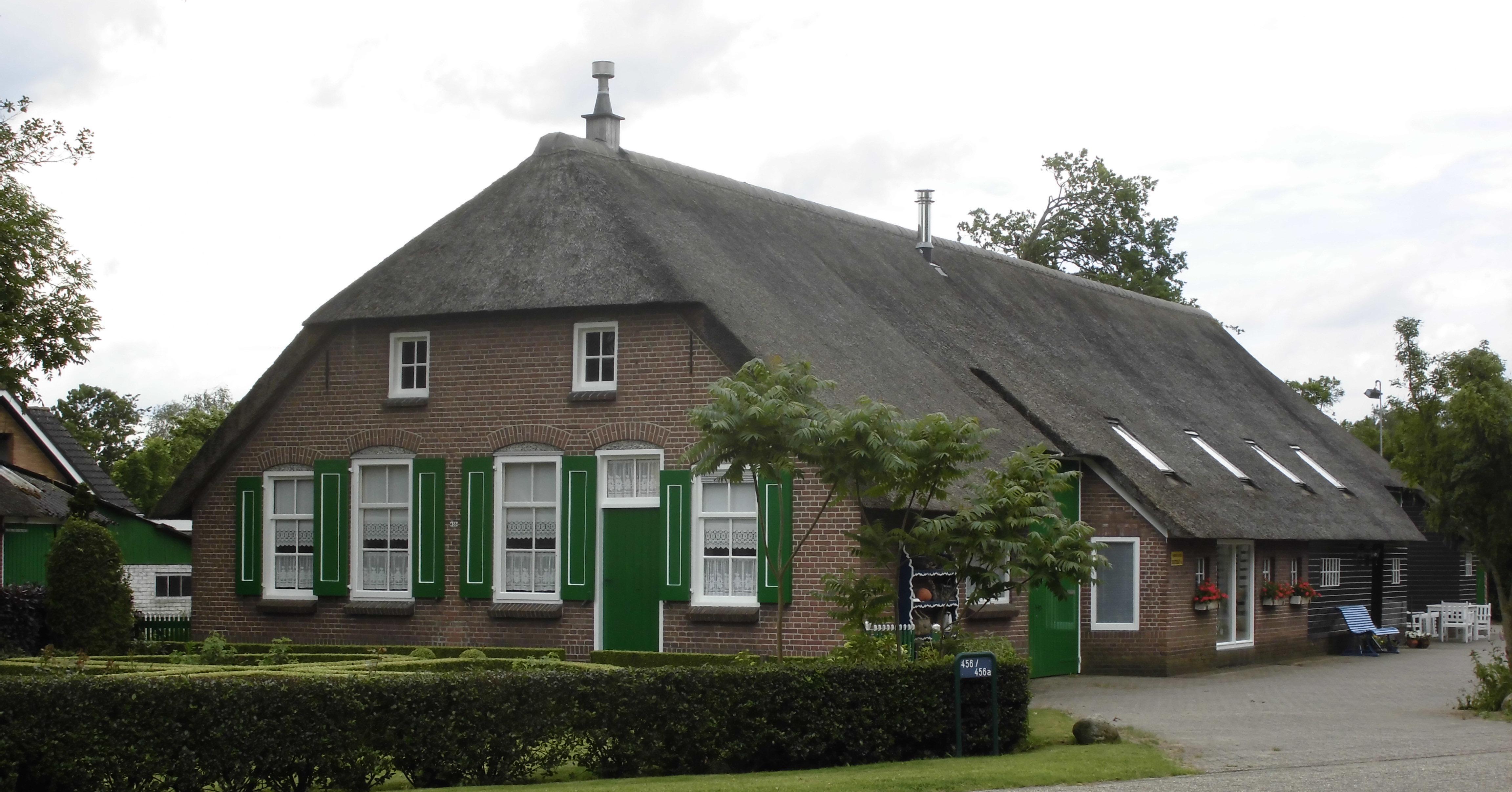 Bestand rouveen oude rijksweg 456 rm34482 jpg wikipedia for Te koop oude boerderij