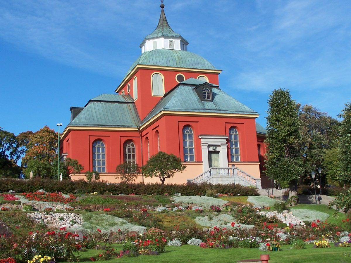 Ulrika Eleonora kyrka, Söderhamn - Wikipedia