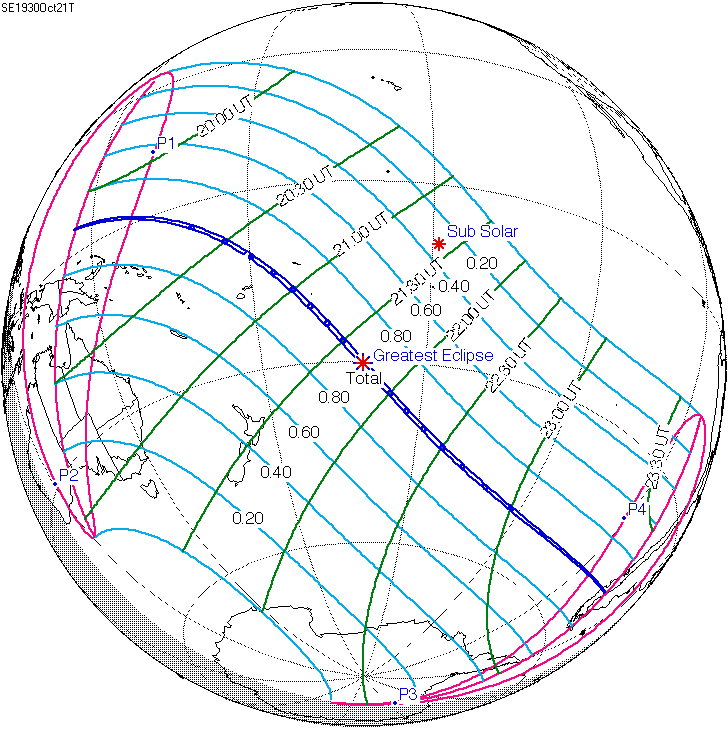 october 21 astrology eclipse