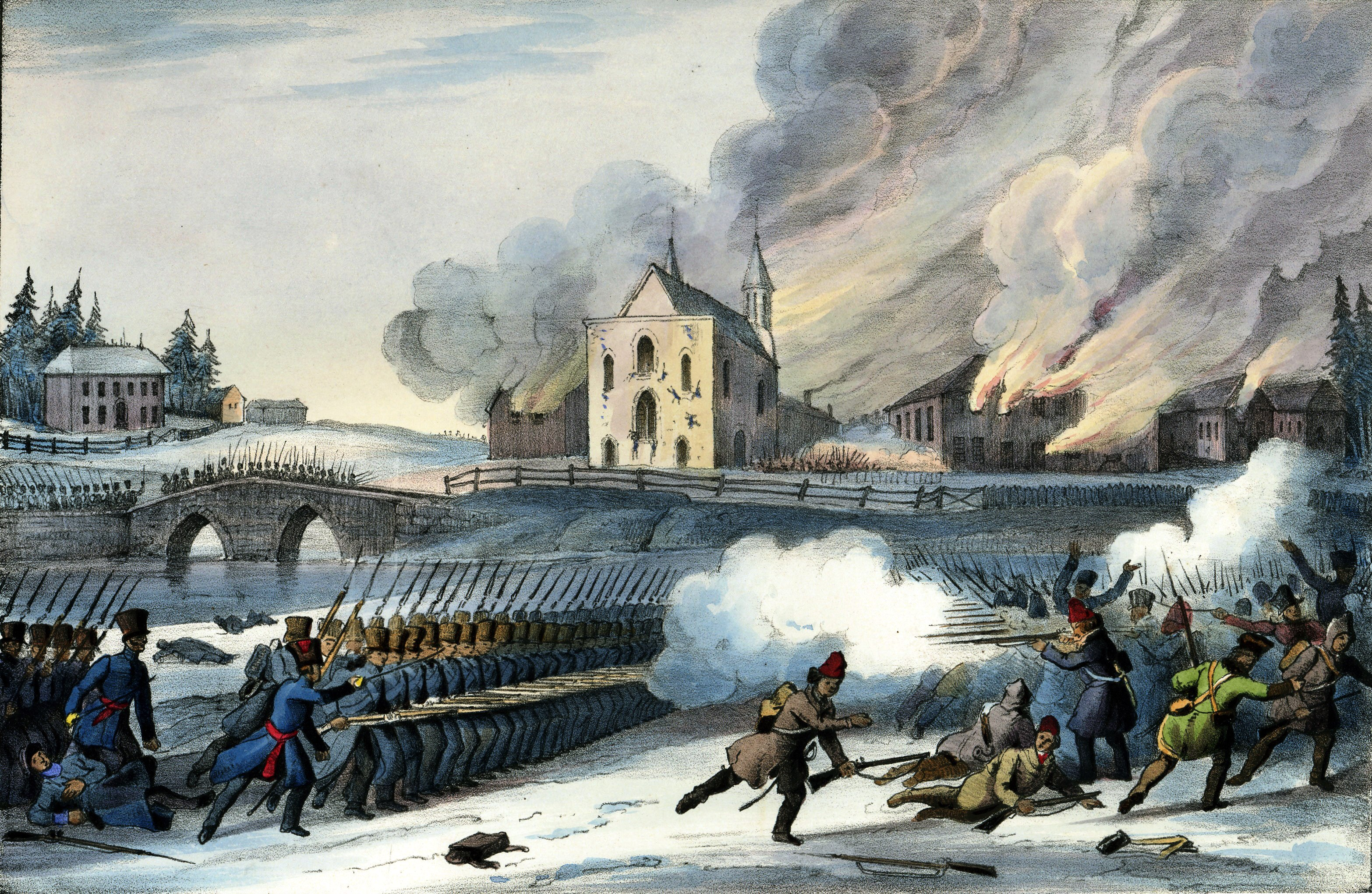 "a history of french canadians in the war in quebec What is the future of the french language in canada update ""quebec shares a francophone history of co-operation and respect with new brunswick,"" said the."