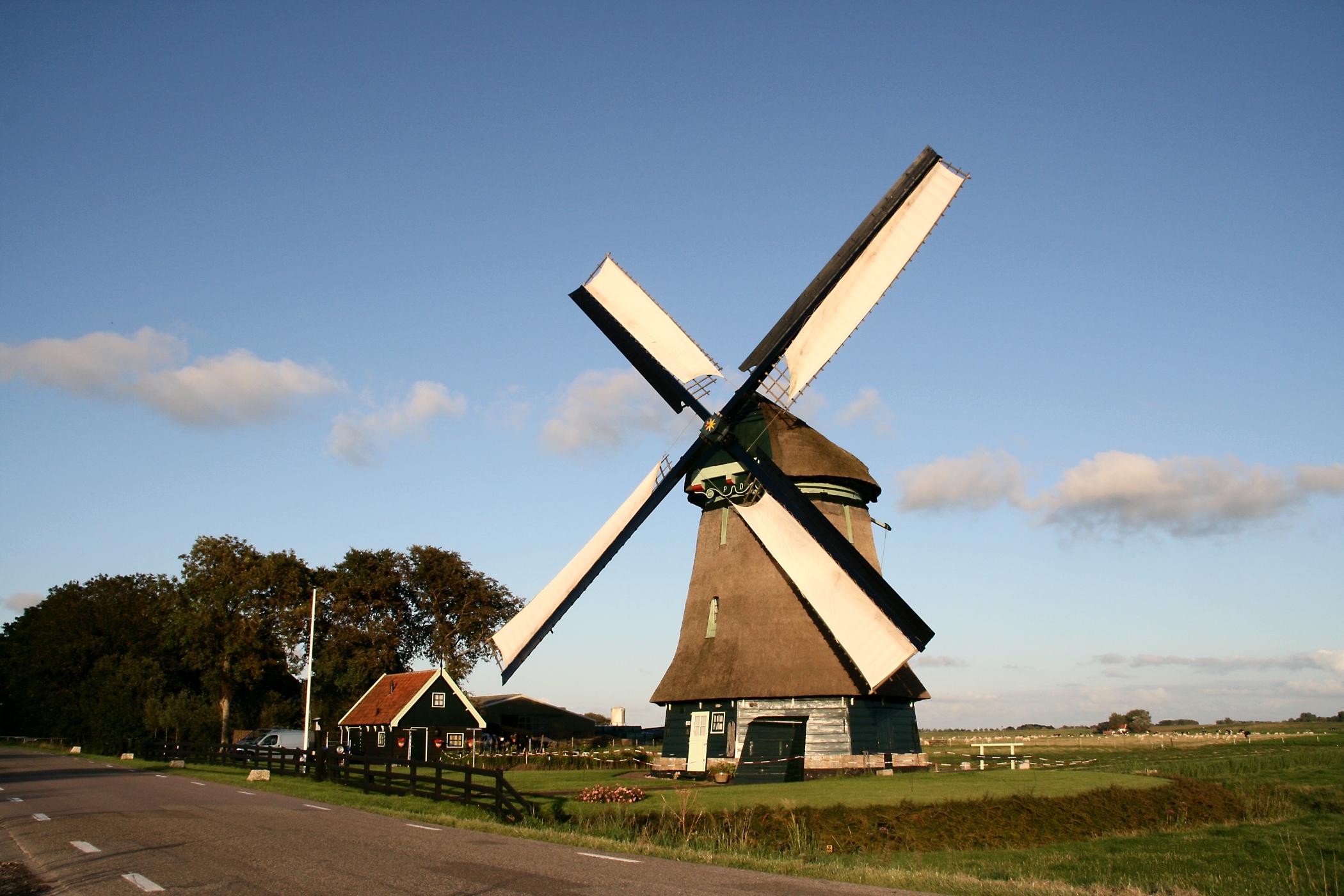 Zijpe Molen D In Schagerbrug Monument Rijksmonumenten Nl