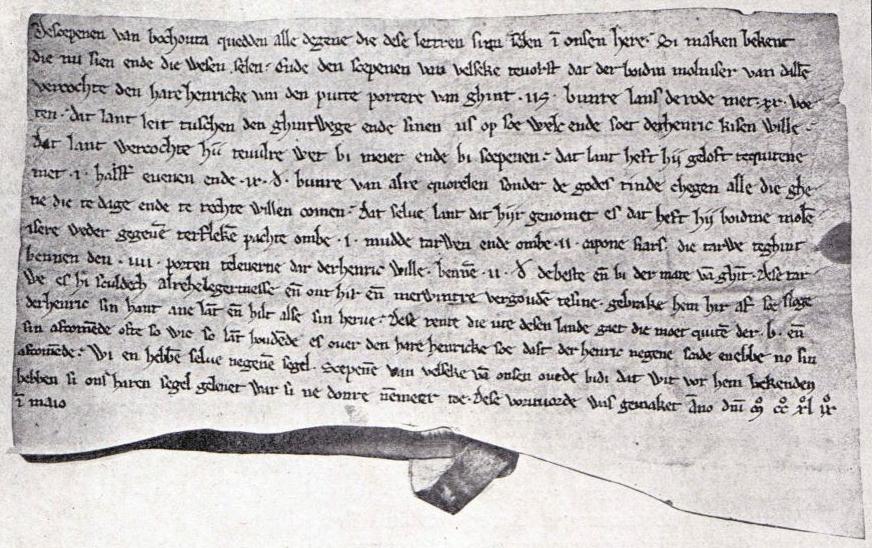 middelnederlands vertalen