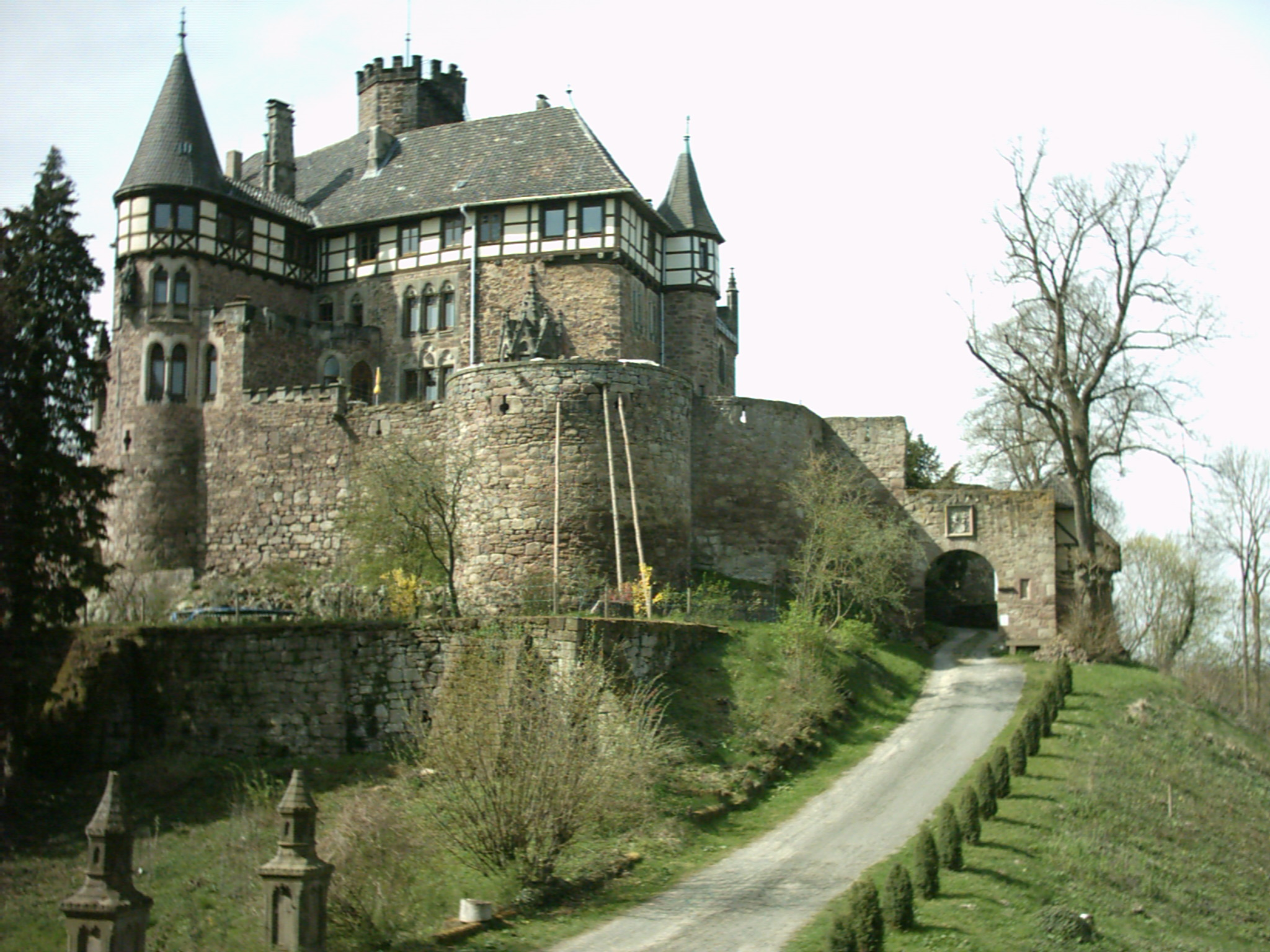 Billedresultat for Schloss Berlepsch