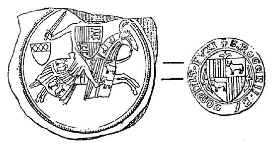 Seal of Roger-Bernard III, Count of Foix.jpg