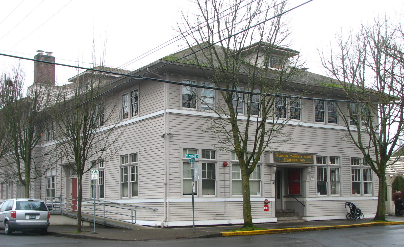 Sellwood Branch YMCA