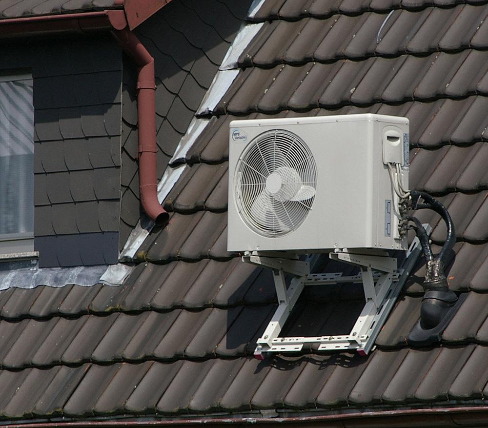 Wundervoll Klimaanlage – Wikipedia WJ57