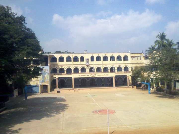 St  Joseph's Higher Secondary School, Chengalpattu - Wikipedia