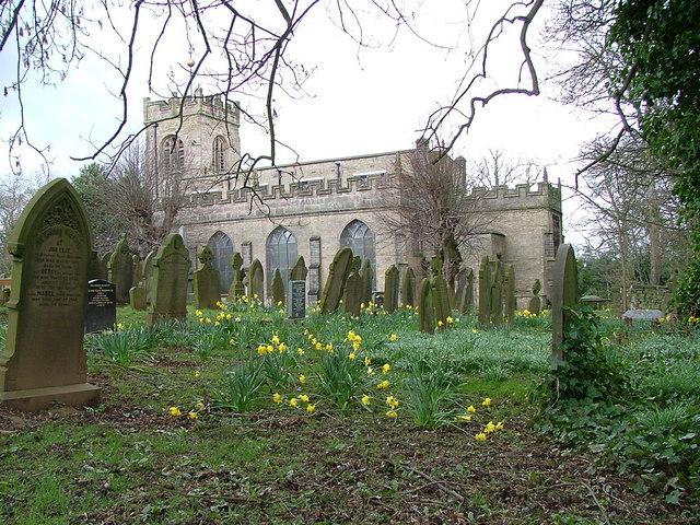 St Mary S Church Disley Wikipedia