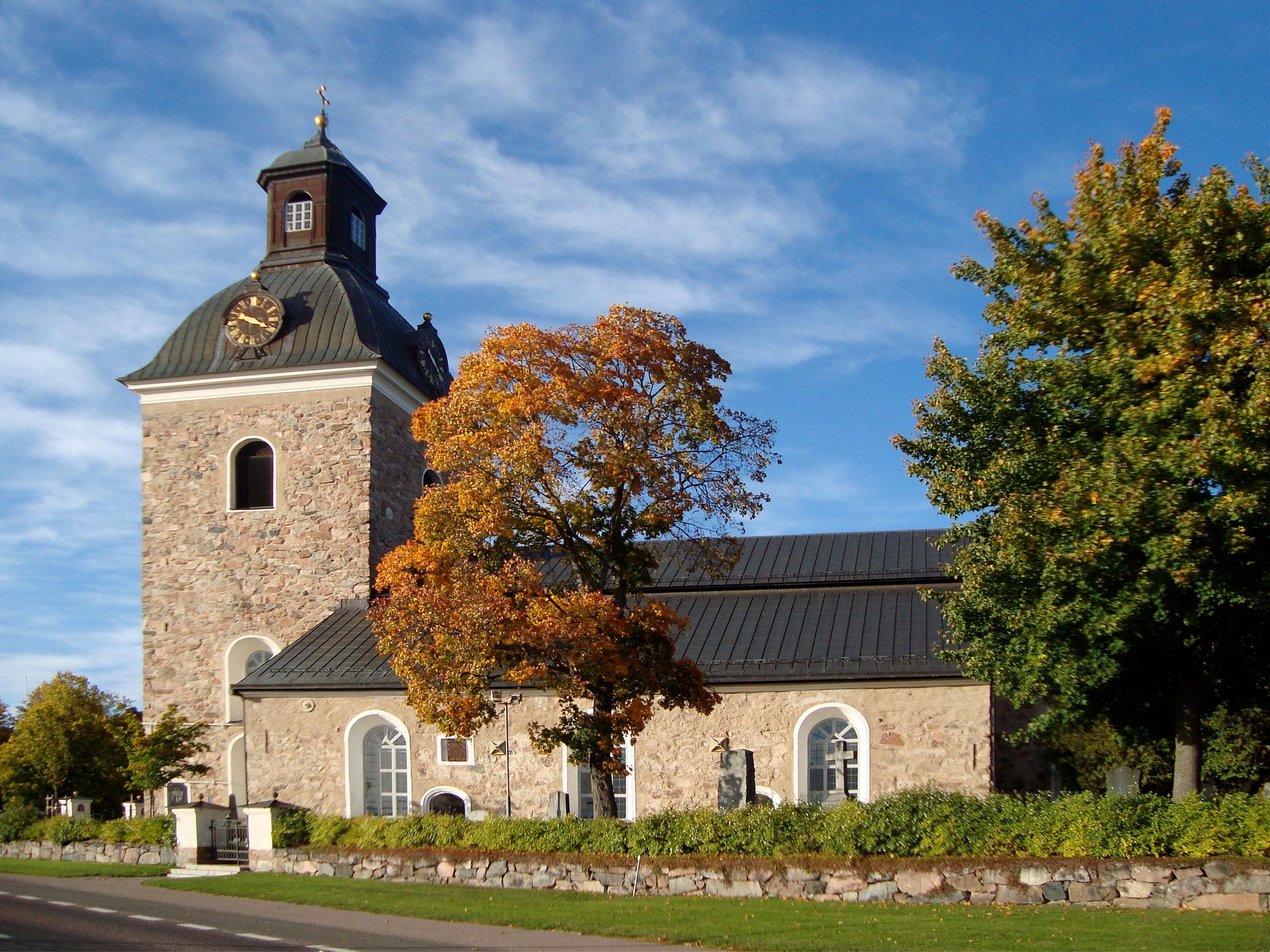 Stora Skedvi Church | Visit Dalarna
