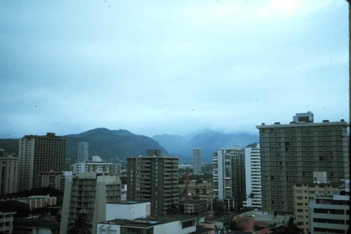 Stratus, Wolken Wetter