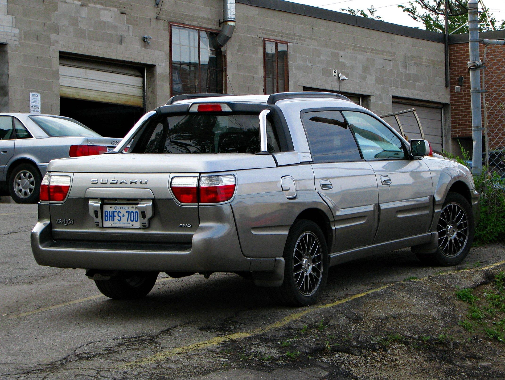 Subaru Outback Half Car Covers