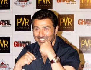Sunny Deol Indian actor