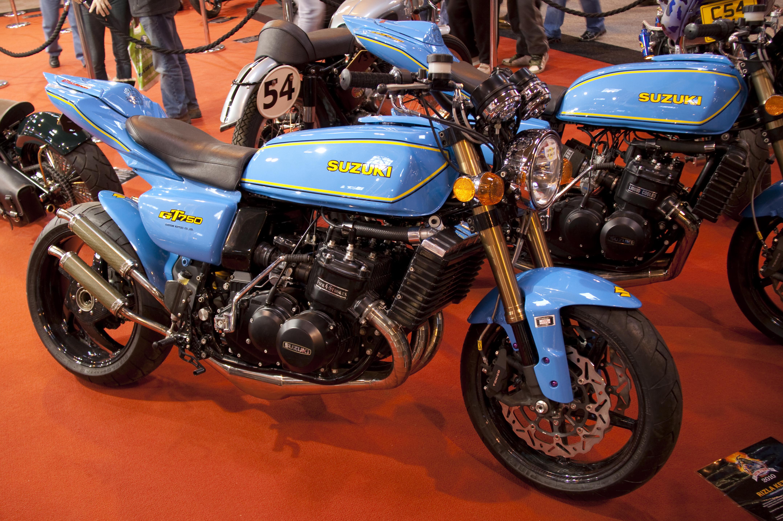 Suzuki Cafe Racer