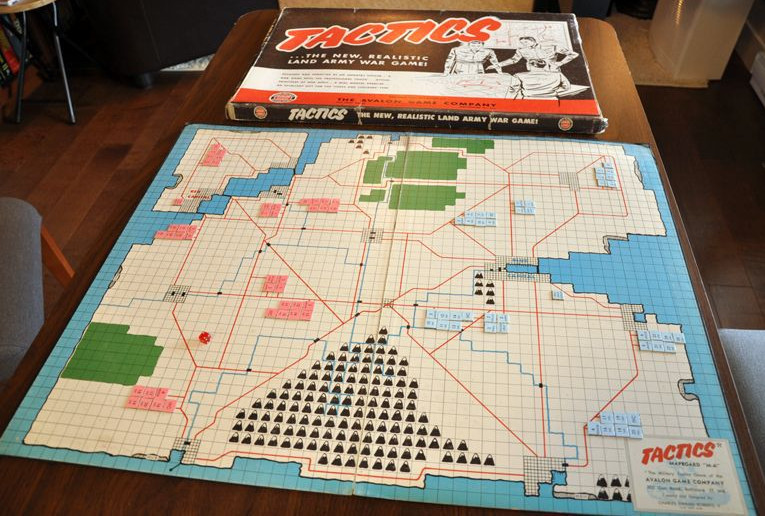 Board wargame - Wikipedia