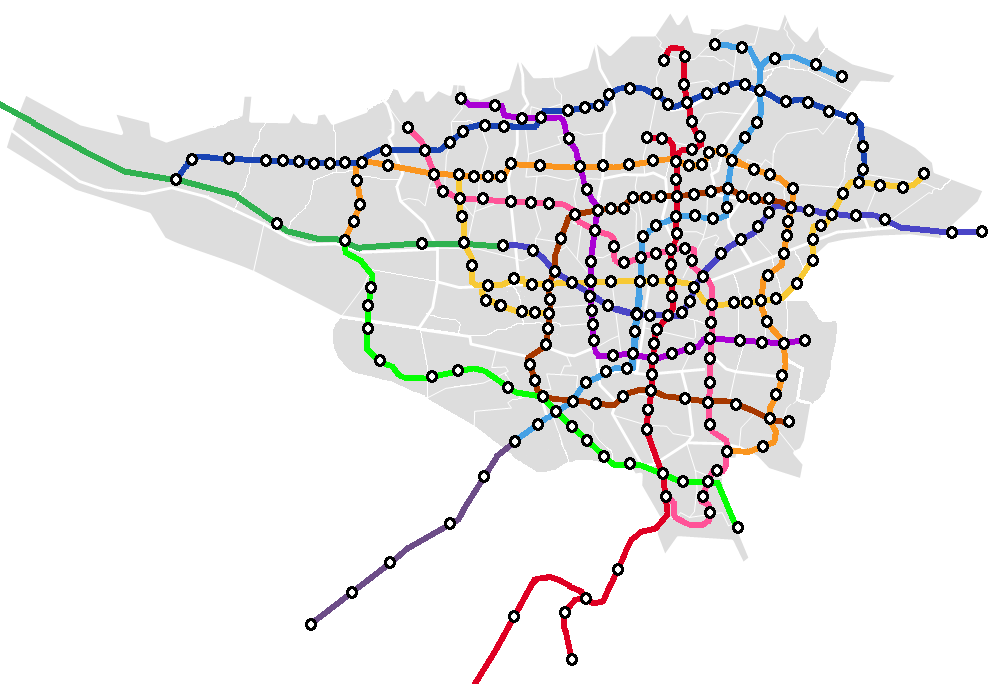 Tehran Subway Map.File Tehran Metro Map Future Geo Png Wikimedia Commons
