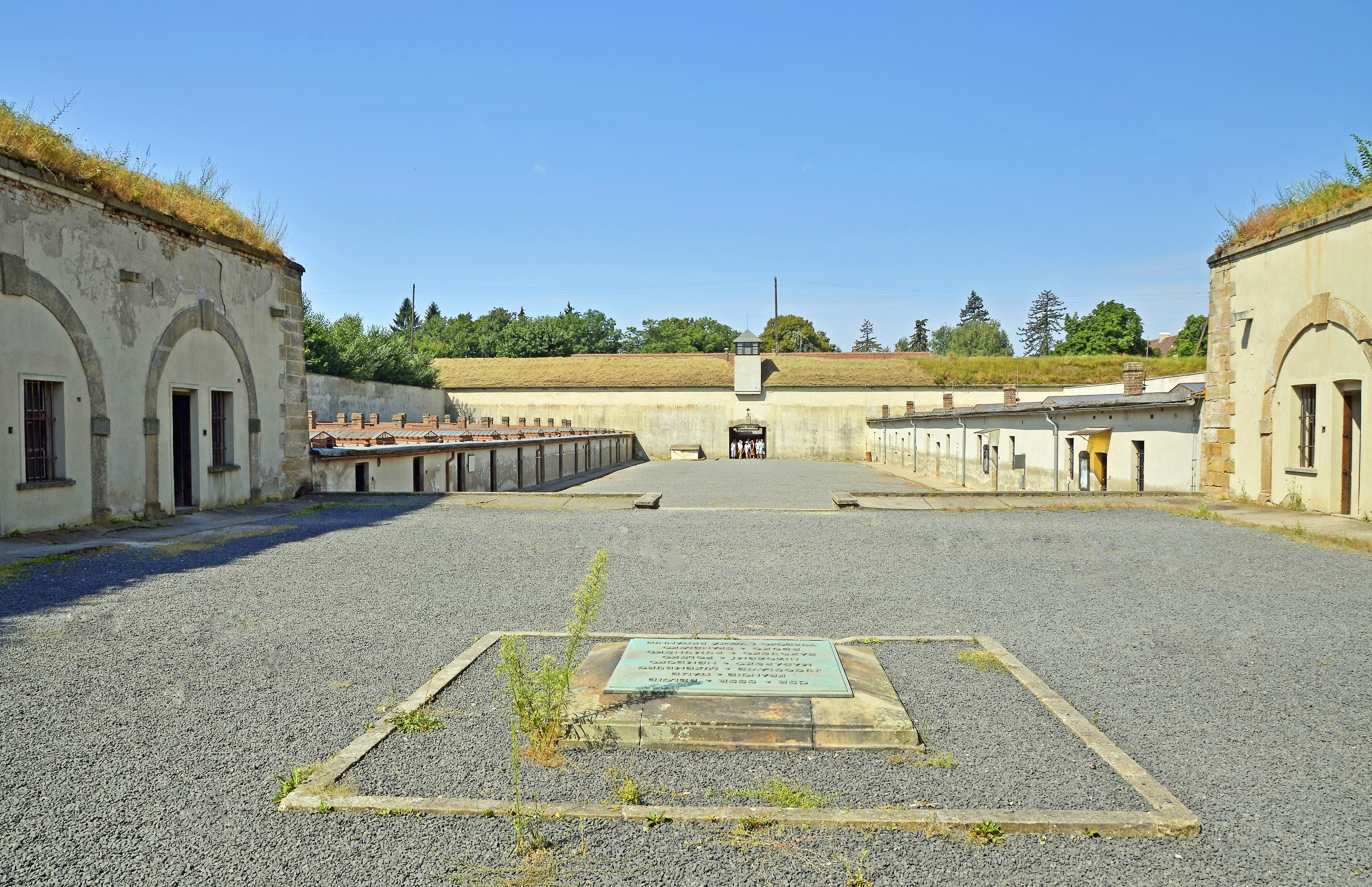 the history of terezin concentration camp in the czech republic Terezín: 'the music connected us to the lives rounds of presentations on the holocaust and her own family history holocaust second world war czech republic.