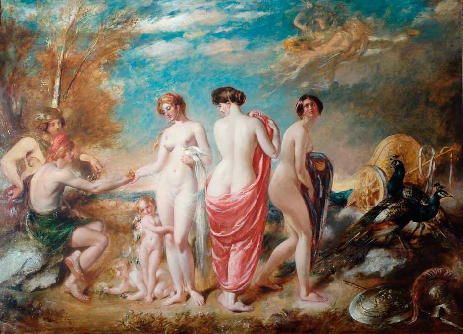 The Judgement of Paris v2 by William Etty.jpg
