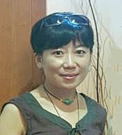 Tibetan writer- blogger Tsering Woeser on 26 March 2009 from Voice of America's Chinese service.jpg