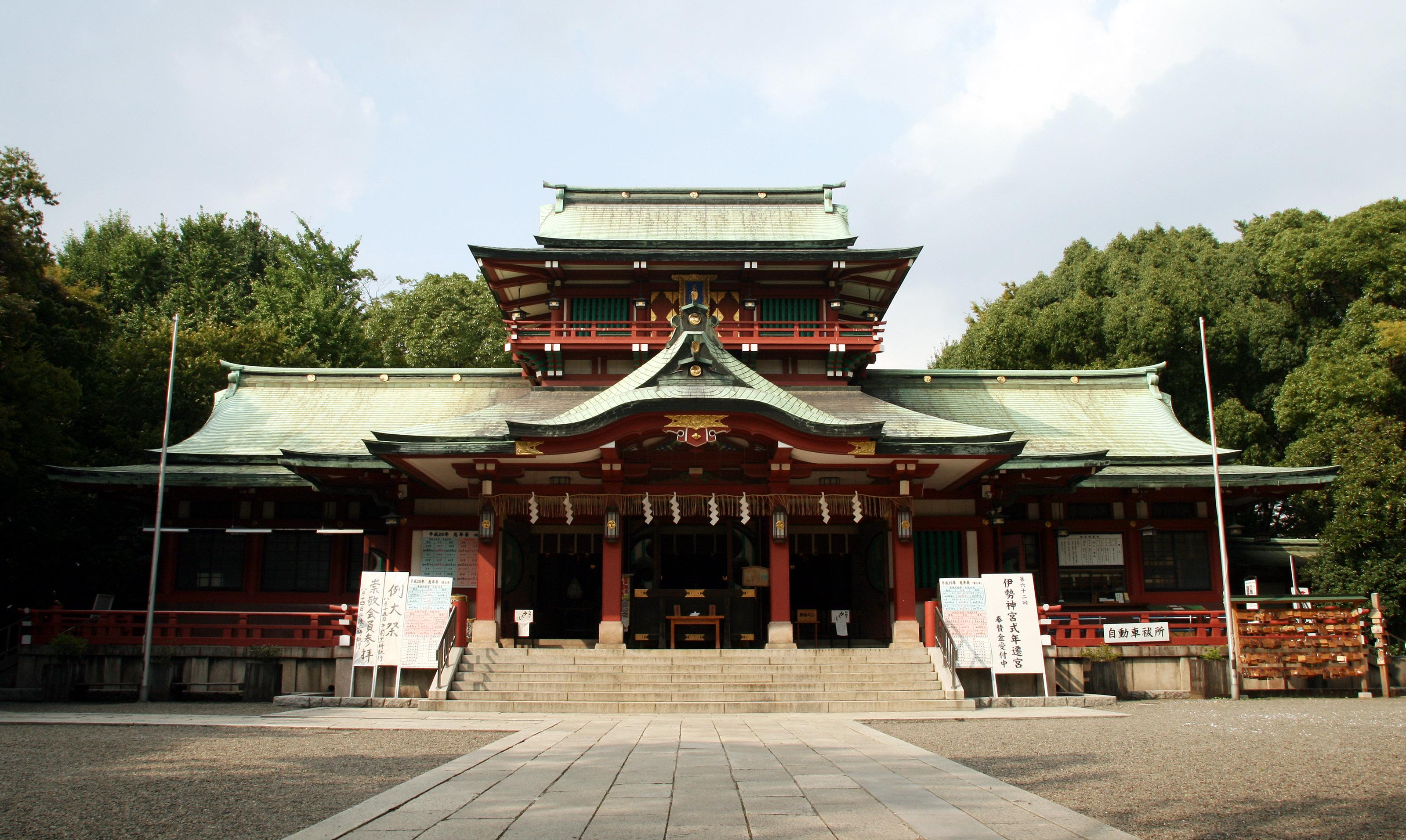 Tomioka Hachiman Shrine Wikipedia
