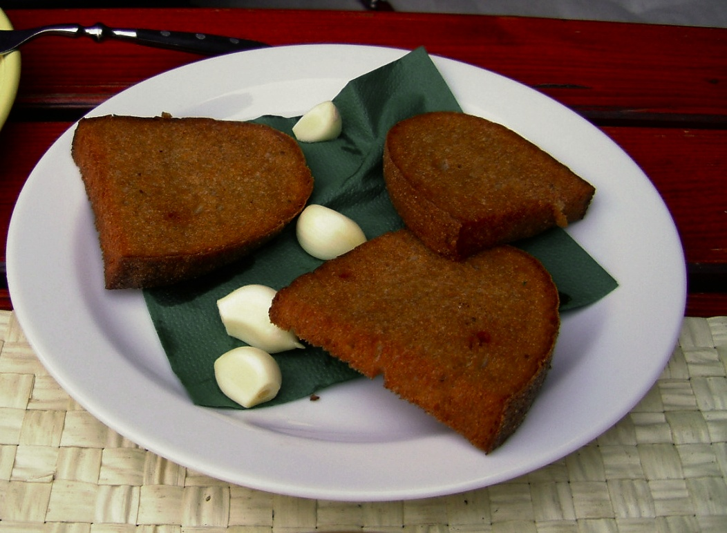 Pratos típicos da República Checa