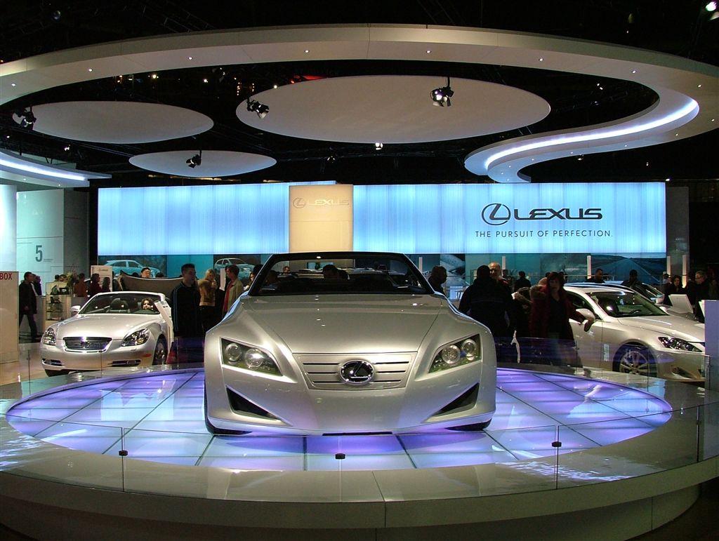 FileToronto AutoShow Lexusjpg Wikimedia Commons - Lexus dealership toronto