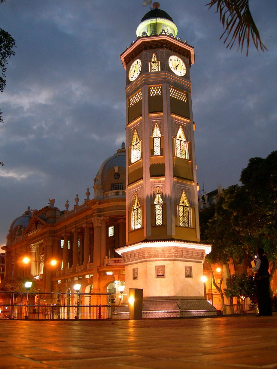 Torre del Reloj Guayaquil  Wikipedia la enciclopedia libre