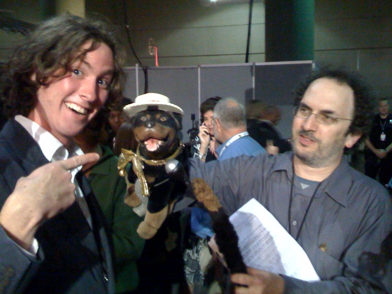 Triumph The Insult Comic Dog Eminem Video