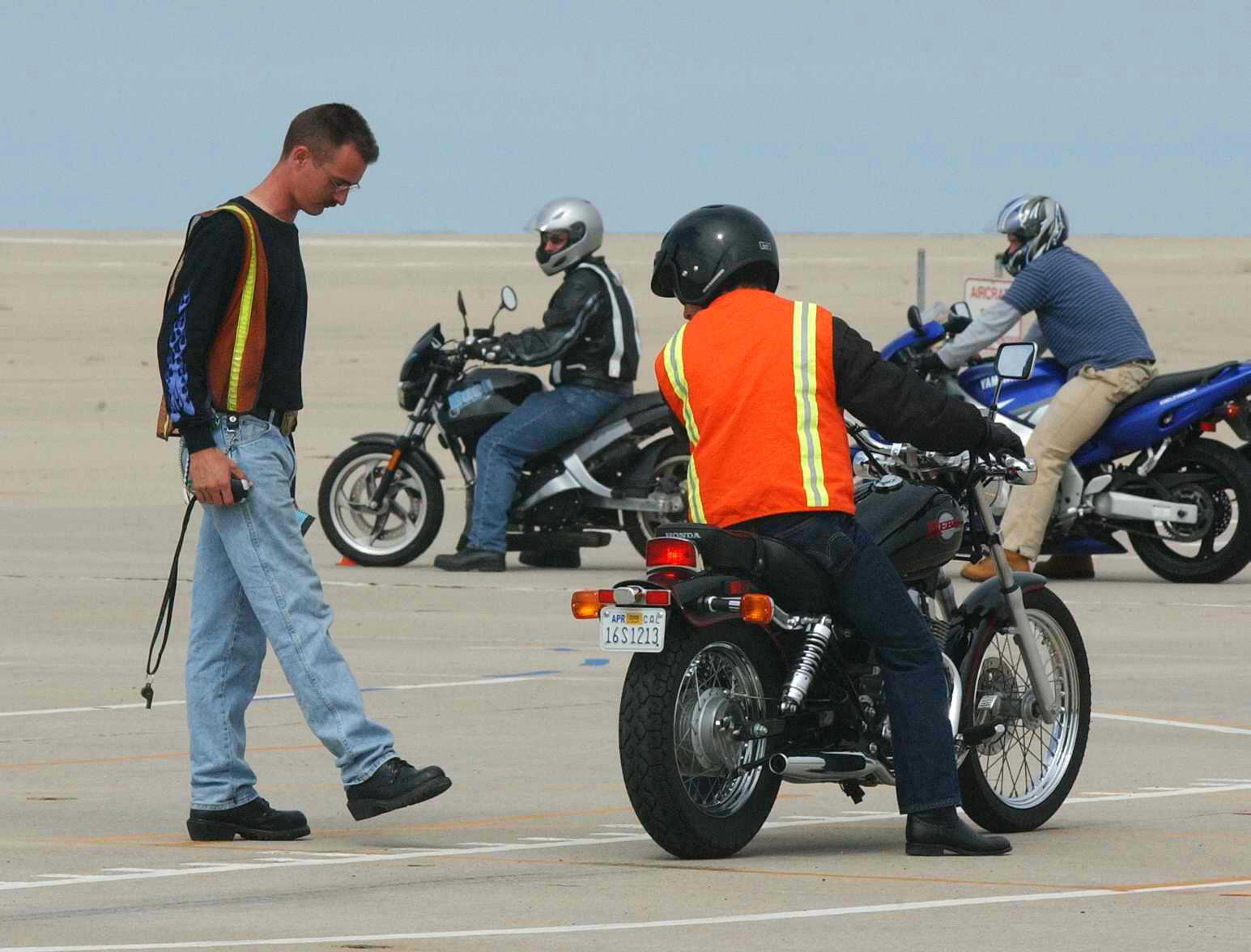 Bikes Used At Msf Course Motorcycle safety