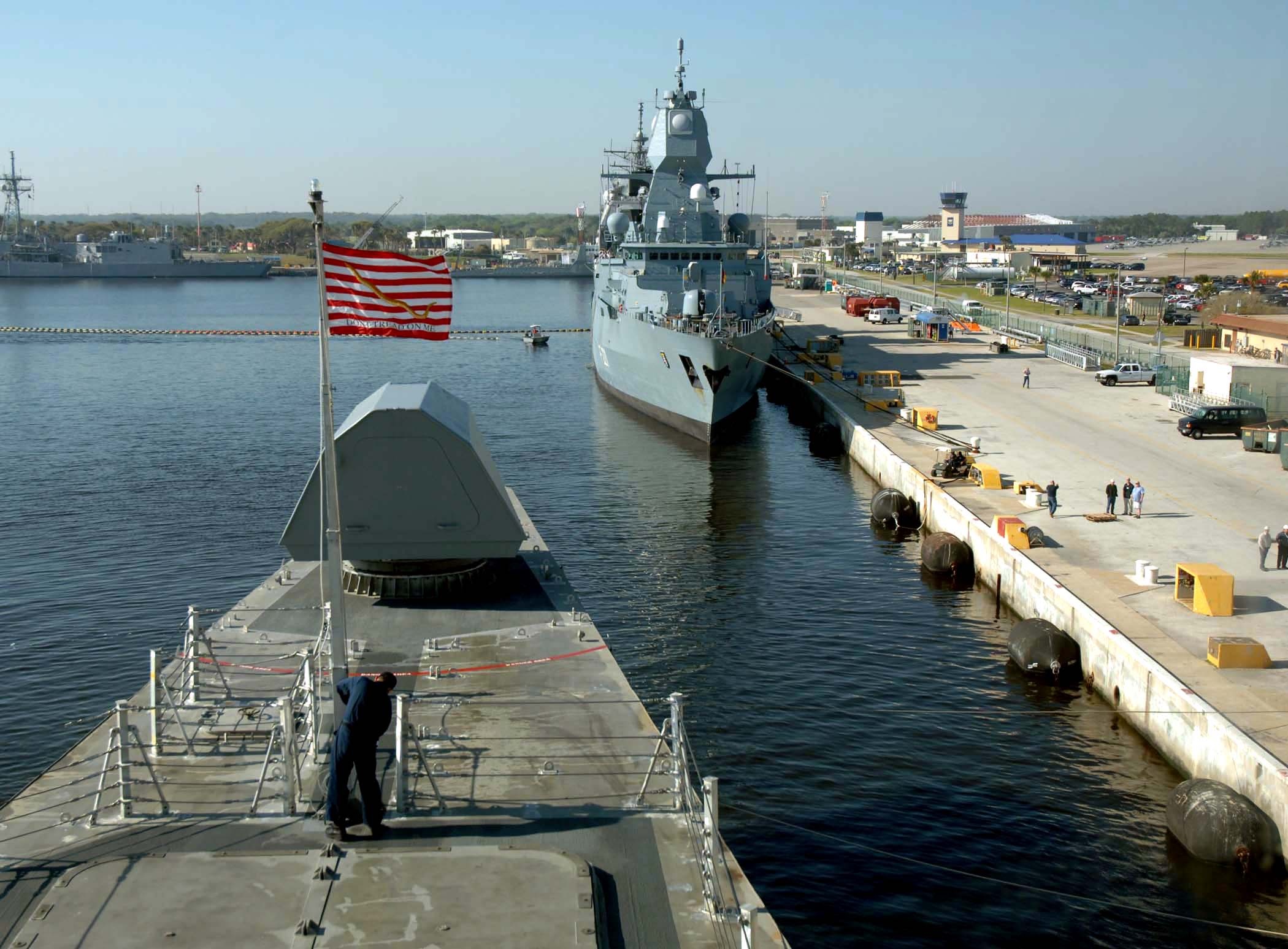 Mayport Fl Ship Tours