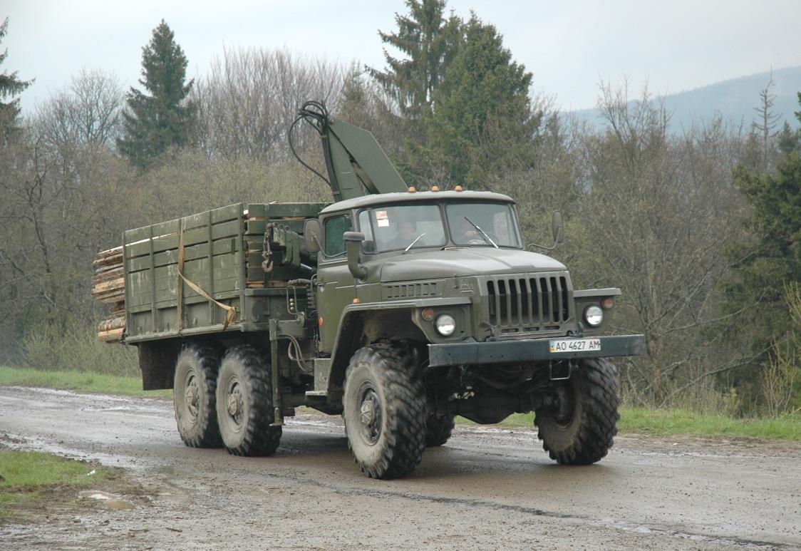 Ural 4320 Wikipedia
