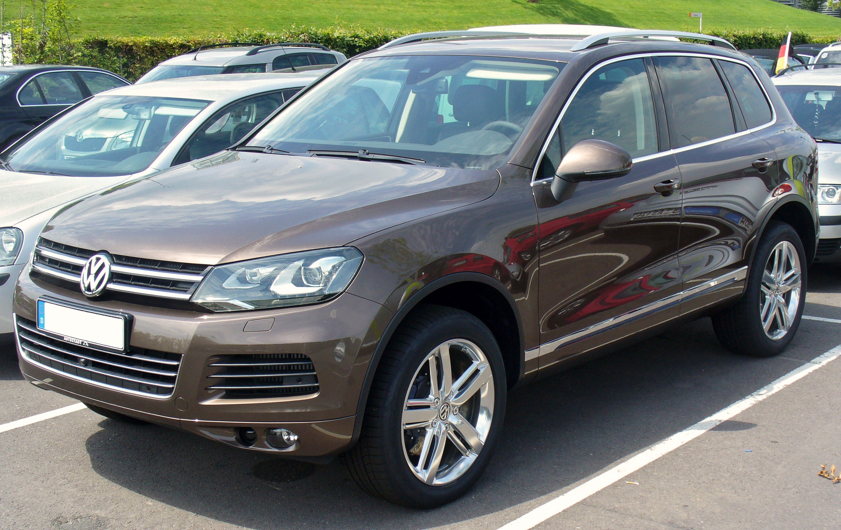 file vw touareg ii v6 tdi wikimedia commons. Black Bedroom Furniture Sets. Home Design Ideas