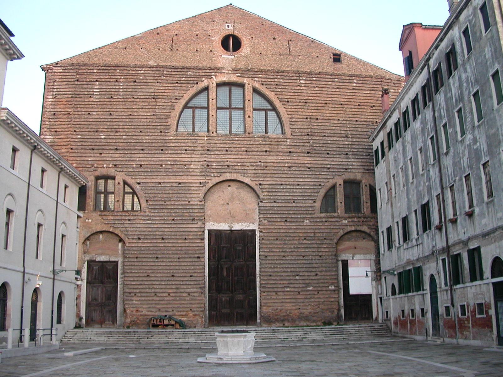 File:Venezia - Chiesa di S.Lorenzo.JPG