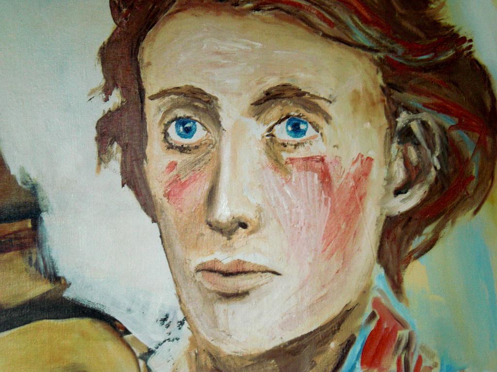 Poet Virginia Woolf