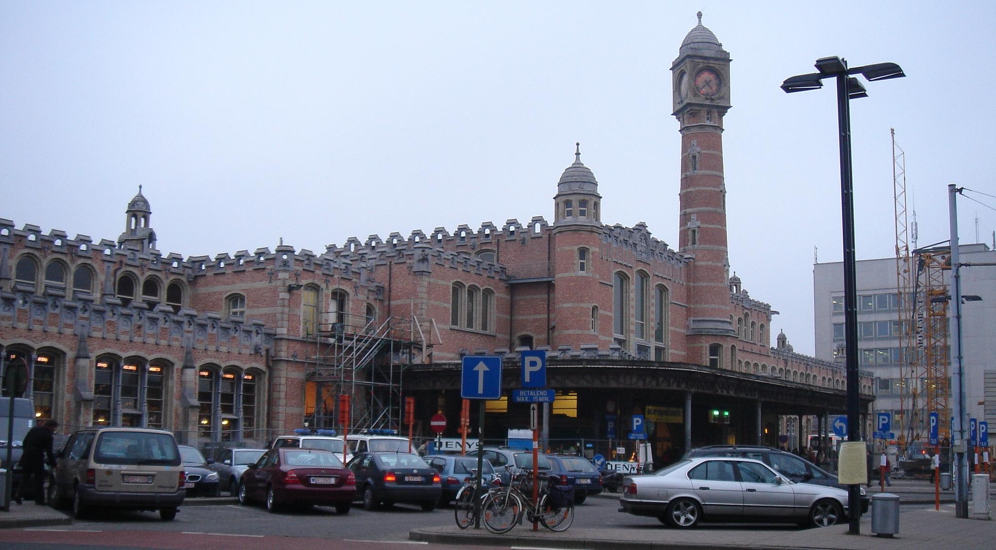 Estação Gent Sint Pieters