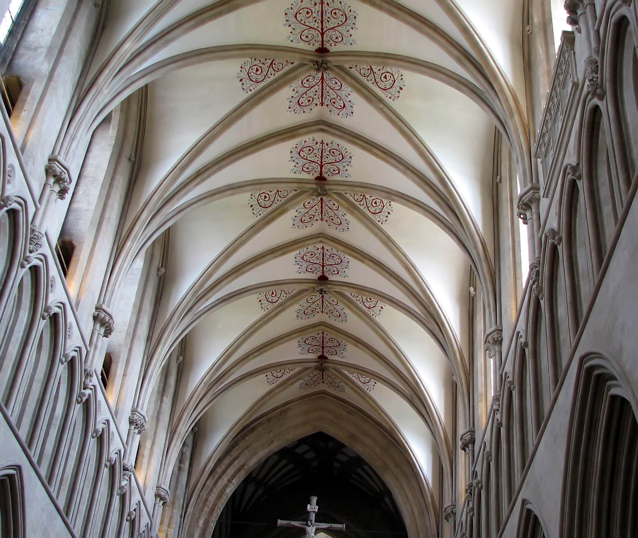 Ceiling wikidwelling fandom powered by wikia for Images of cathedral ceilings