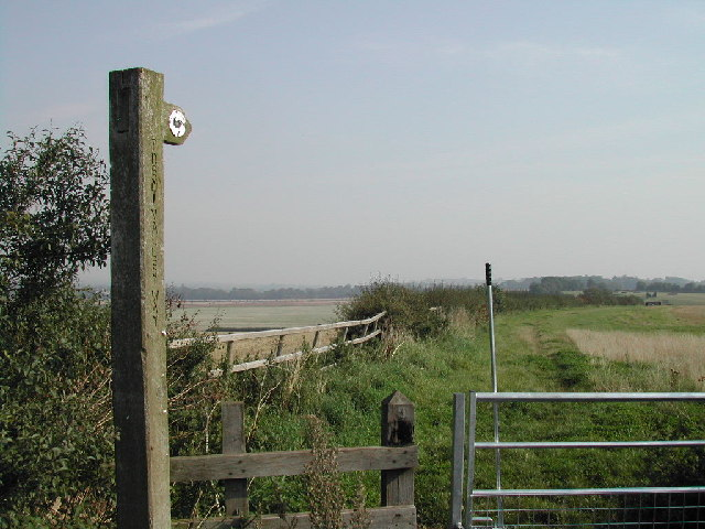 """""""The Trent Valley Way"""" - geograph.org.uk - 46877"""