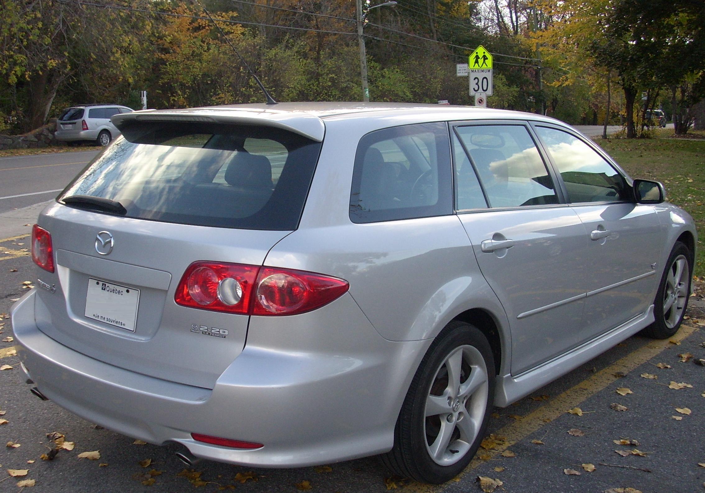 File:\'03-\'05 Mazda 6 Wagon V6.jpg - Wikimedia Commons