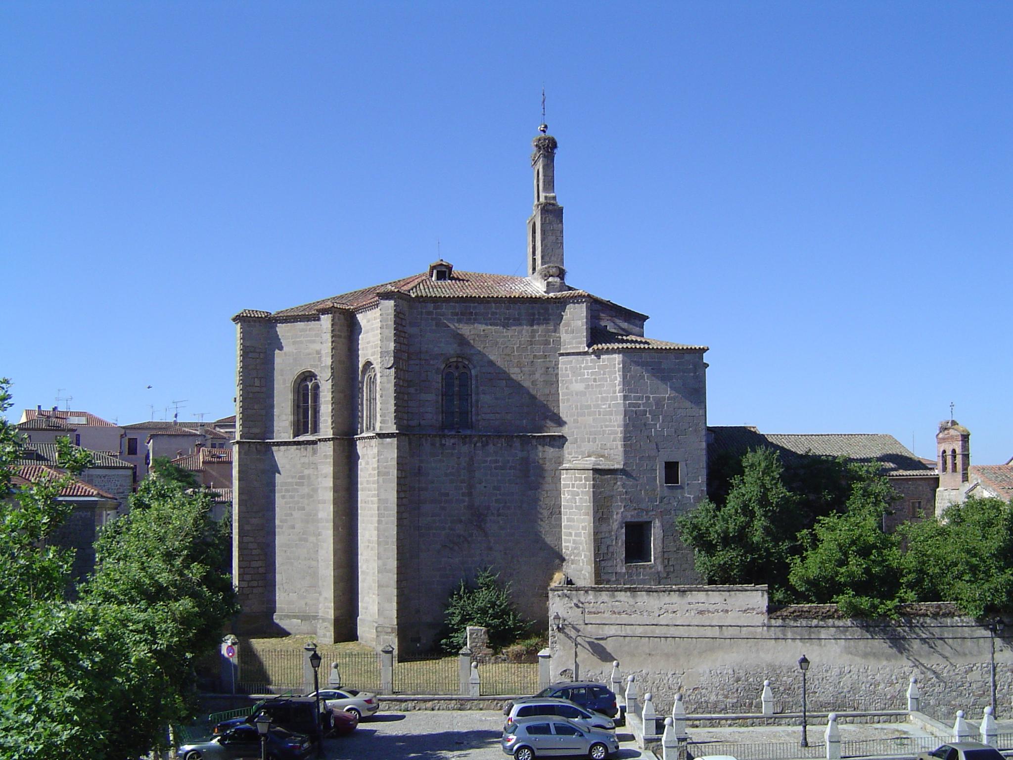 File:Ávila. Capilla de Mosén Rubí.JPG - Wikimedia Commons