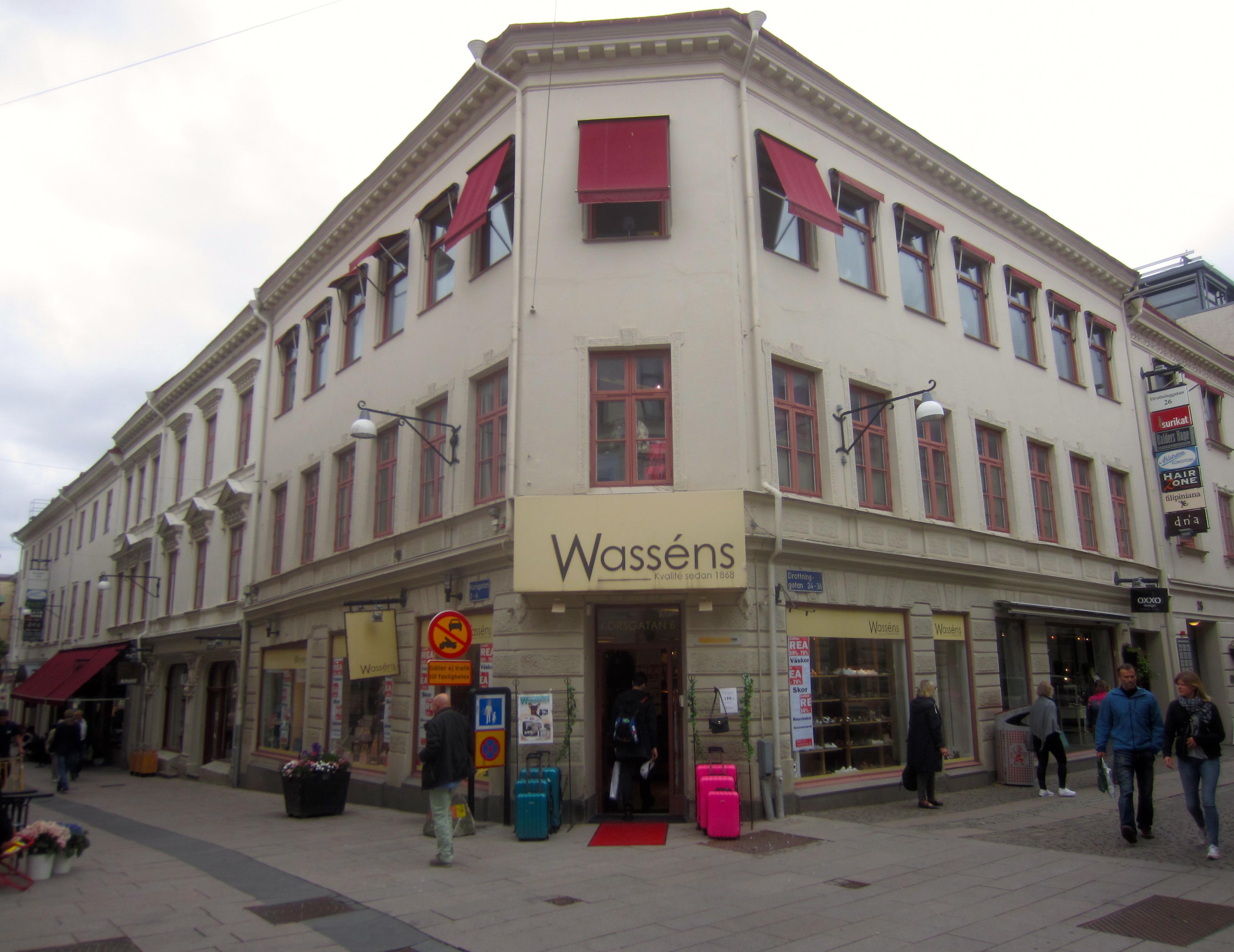 drottninggatan 20 göteborg