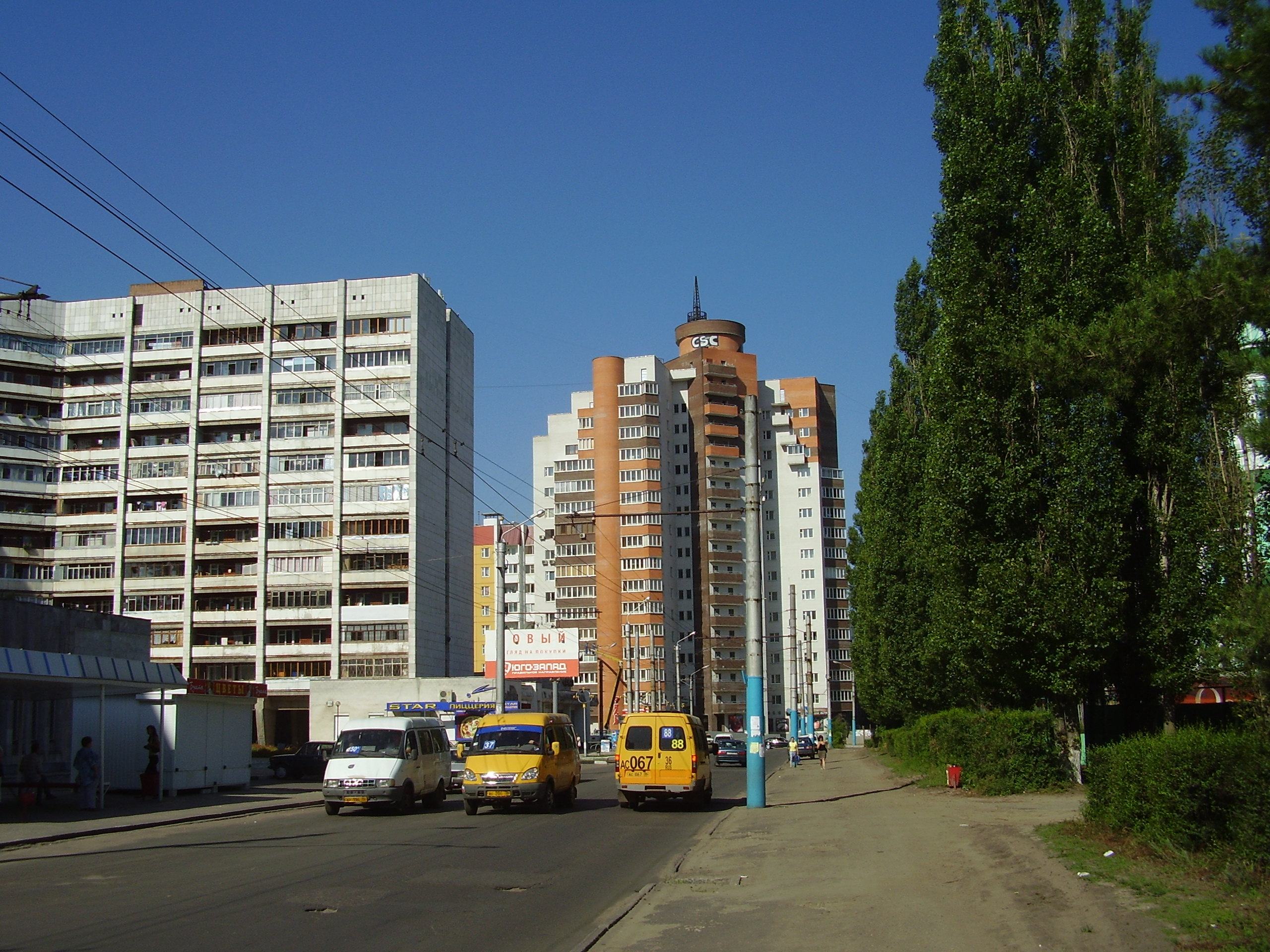 Советский район  Воронеж  wikimapiaorg