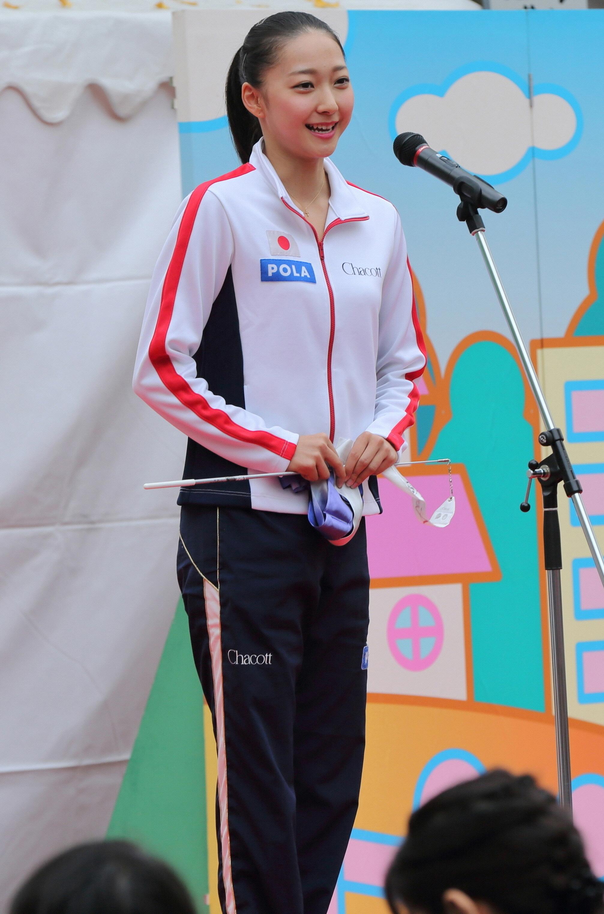 【フェアリージャパン】~畠山愛理 : 【新体操・日本代表