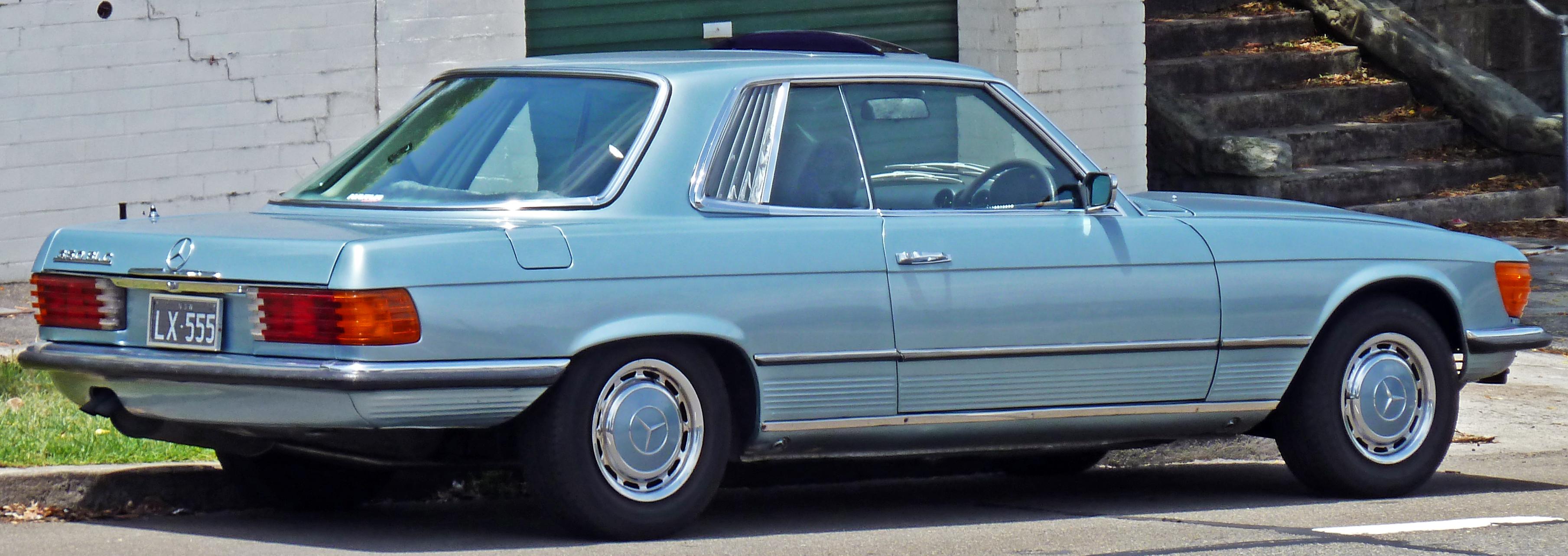 Mercedes Coupe A Klasse