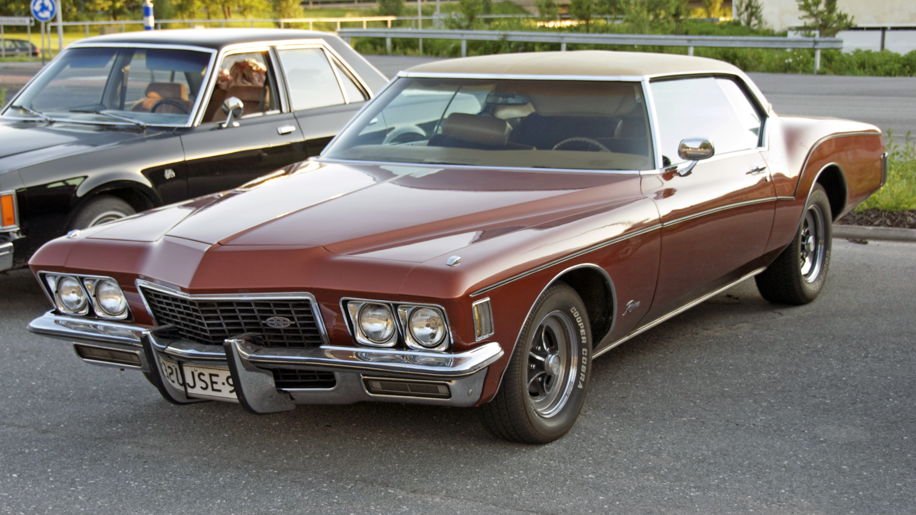 File:1972 Buick Riviera in Finland.jpg - Wikimedia Commons