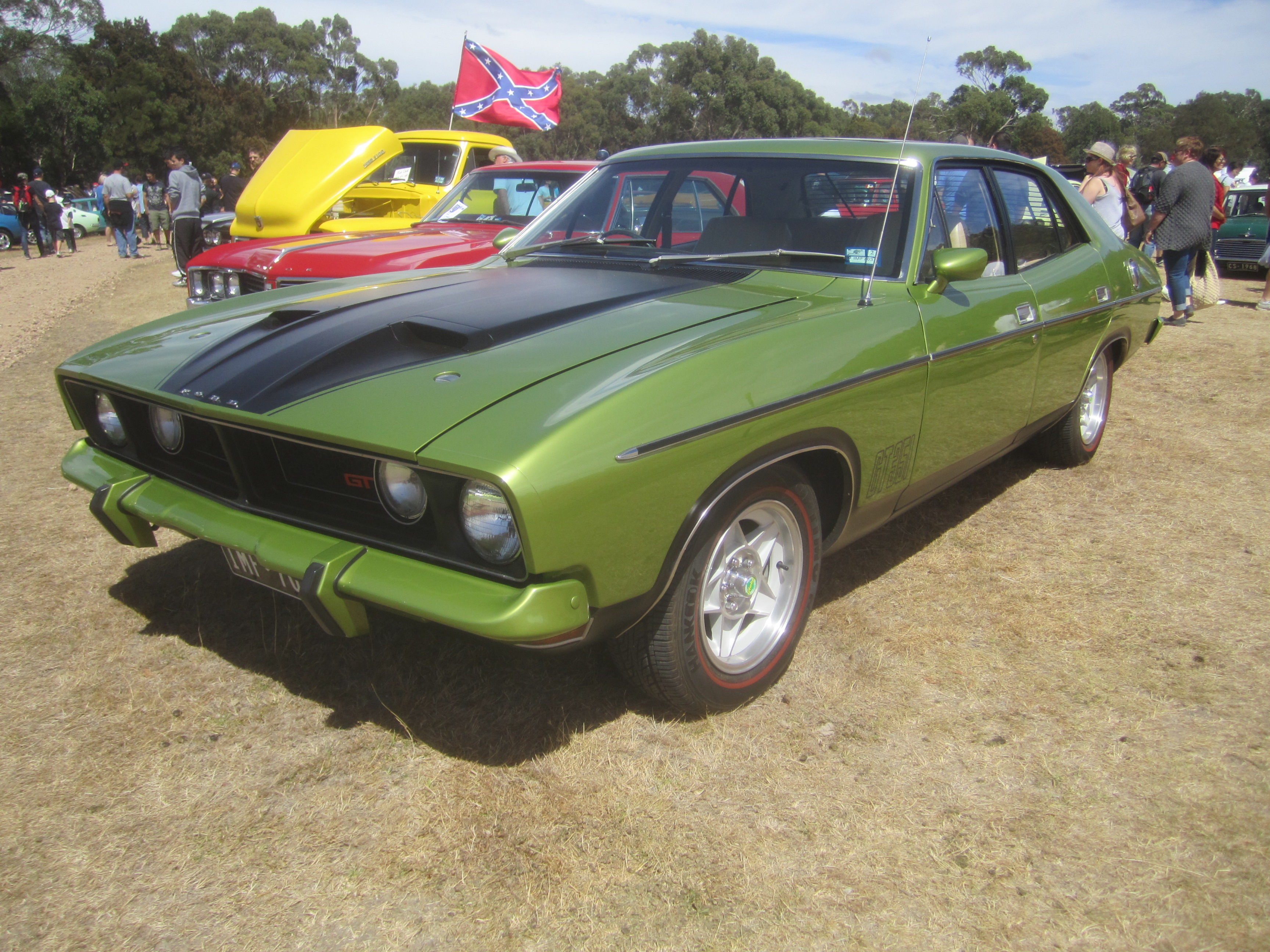 LOWBA1C9MX8BD9DG likewise 1973 ford falcon 351 xa gt coupe 1024x768 moreover Los Mejores Coches Cine Ciencia Ficcion 270723 additionally Top 5 Cool Australian Muscle Cars likewise 50 Coolest Movie Cars. on 1973 ford xb falcon gt351