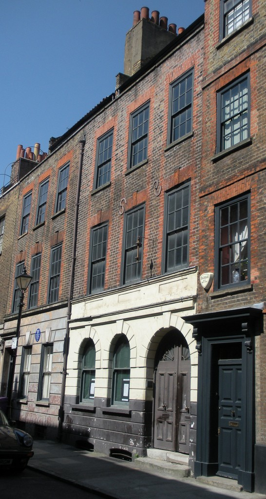 Spitalfields London: File:19 Princelet Street, Spitalfields, London.jpg
