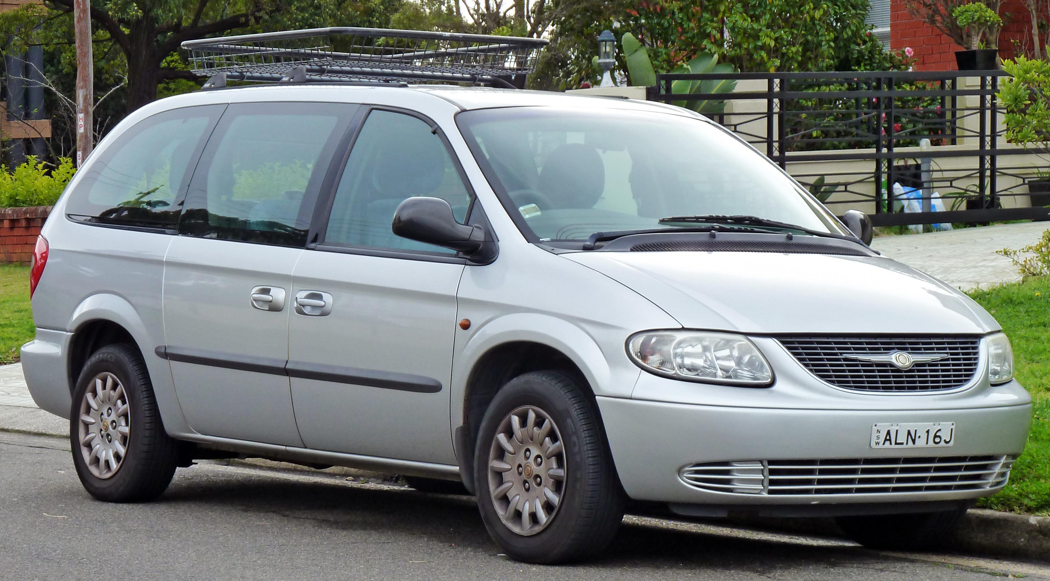 File 2002 Chrysler Grand Voyager  Gk  Se Van  2010