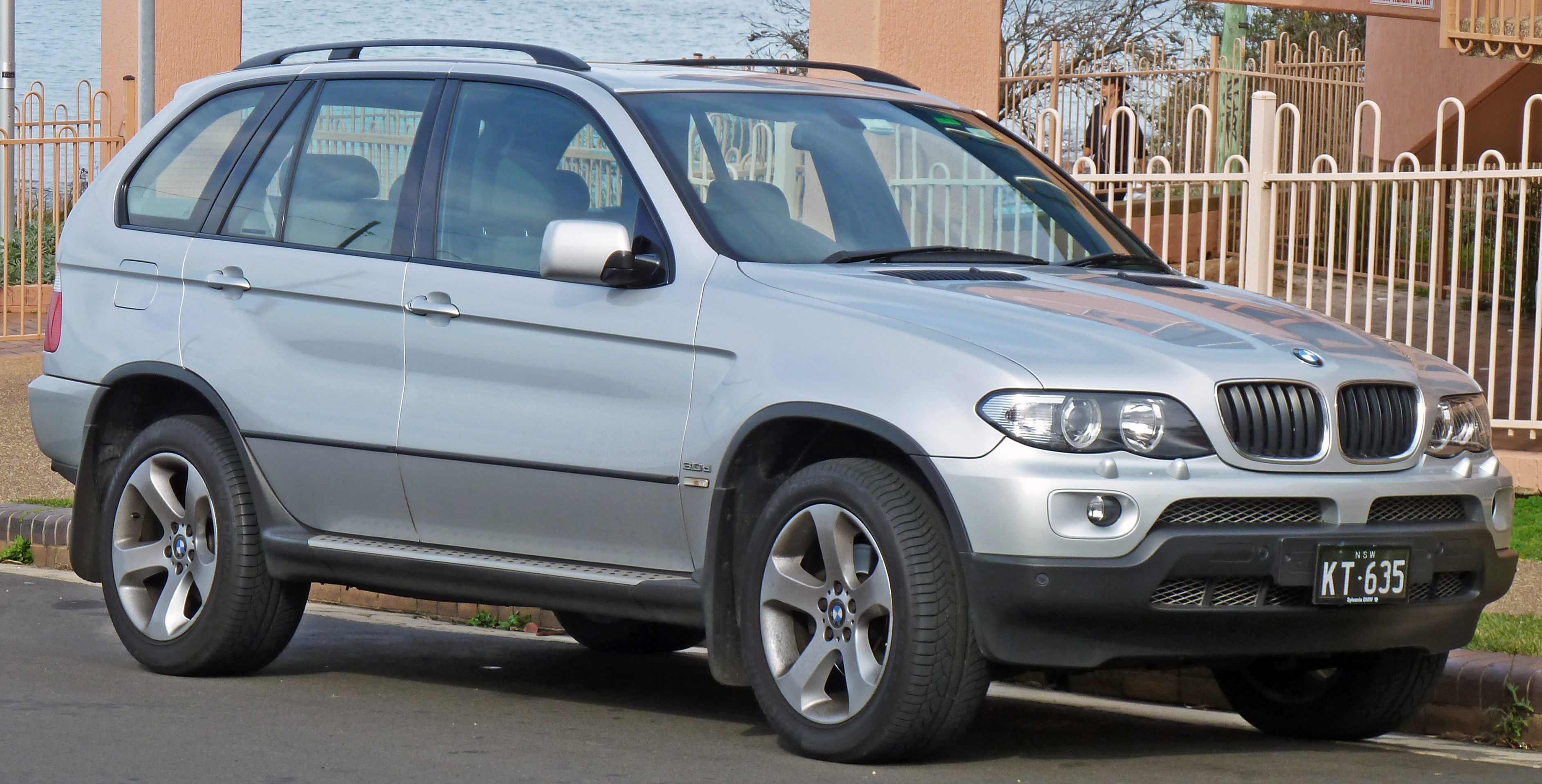 Used car 2006 bmw x5 e53 for sale